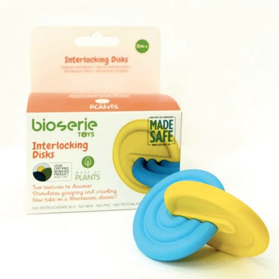 Bioserie: Interlocking Disks