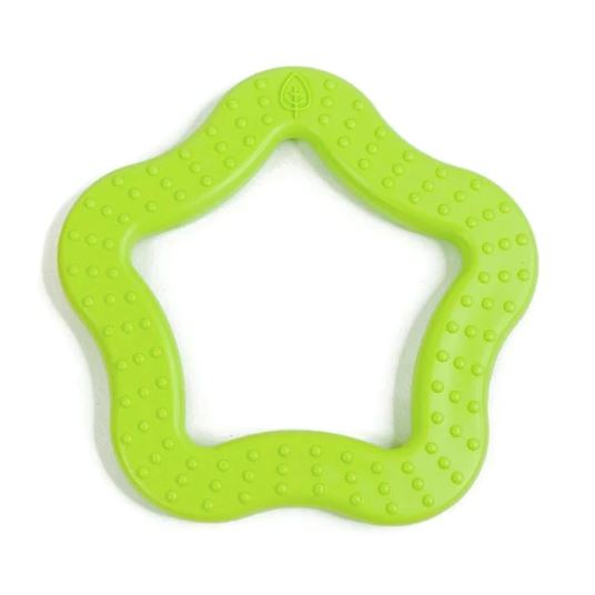 Bioserie: Star Teether - Green