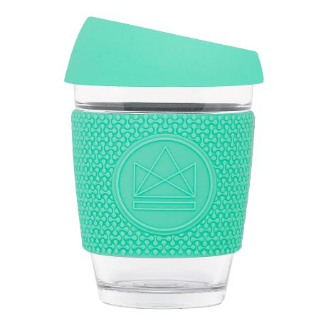 Neon Kactus: Glass Coffee Cups - Lochtree