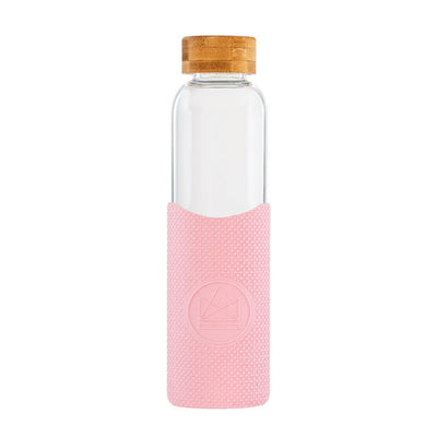 Neon Kactus: Glass Water Bottles - Lochtree