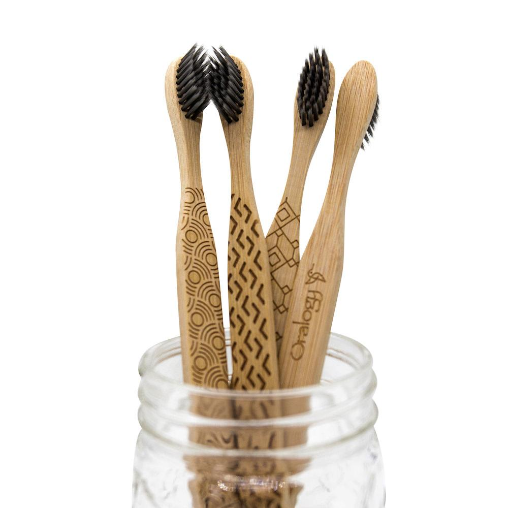 Oralogy - Premium Engraved Bamboo Toothbrushes - Lochtree