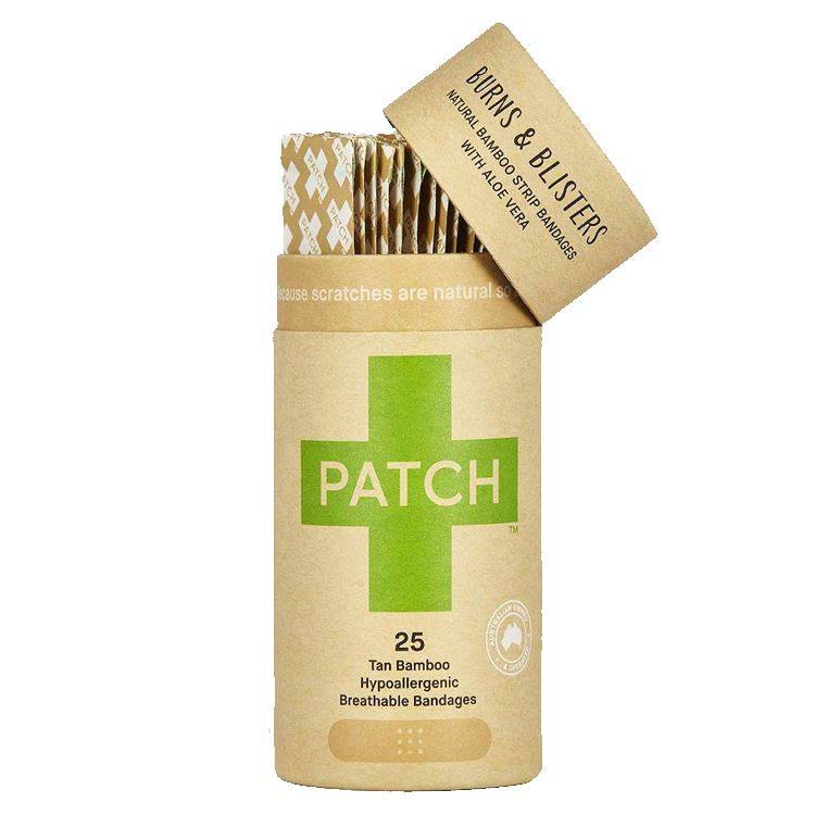 Patch - Organic Bamboo Bandages - Lochtree