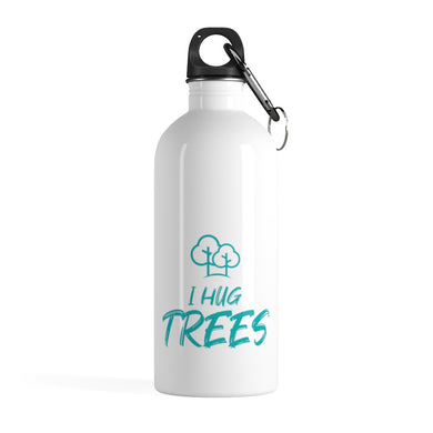 I Hug Trees Stainless Steel Water Bottle