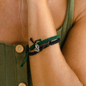 AMERICAN HABITAT RESTORATION BAND: PLANT A TREE WITH EVERY BRACELET 🌲