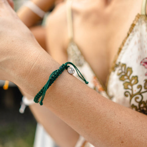 Treehuggers Bracelet Club: Plant 2 Trees Every Month