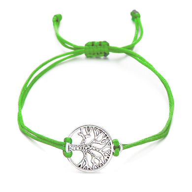 Treehuggers Amazon Charm Band: Plant a tree with every bracelet 🌲
