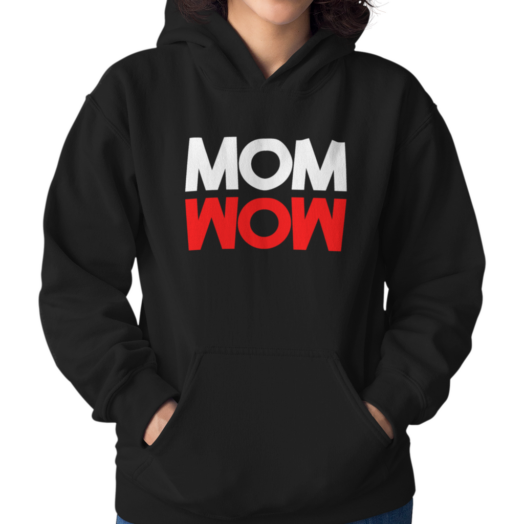 MOM WOW Hoodie - Paparadies