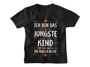 Geschwister Partnerlook Kinder T-Shirt - Paparadies