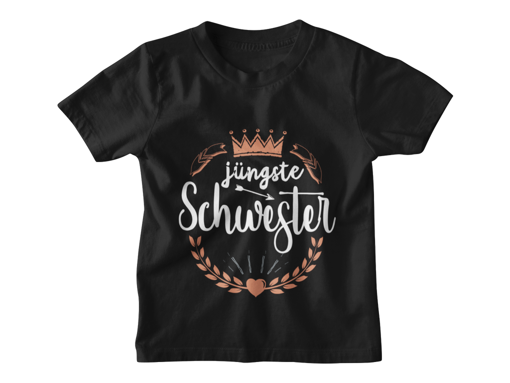 Schwestern Partnerlook Kinder T-Shirt