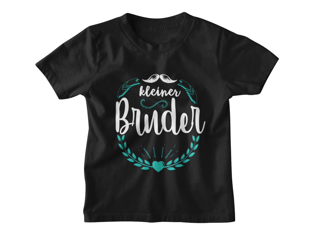 Brüder Partnerlook Kinder T-Shirt - Paparadies