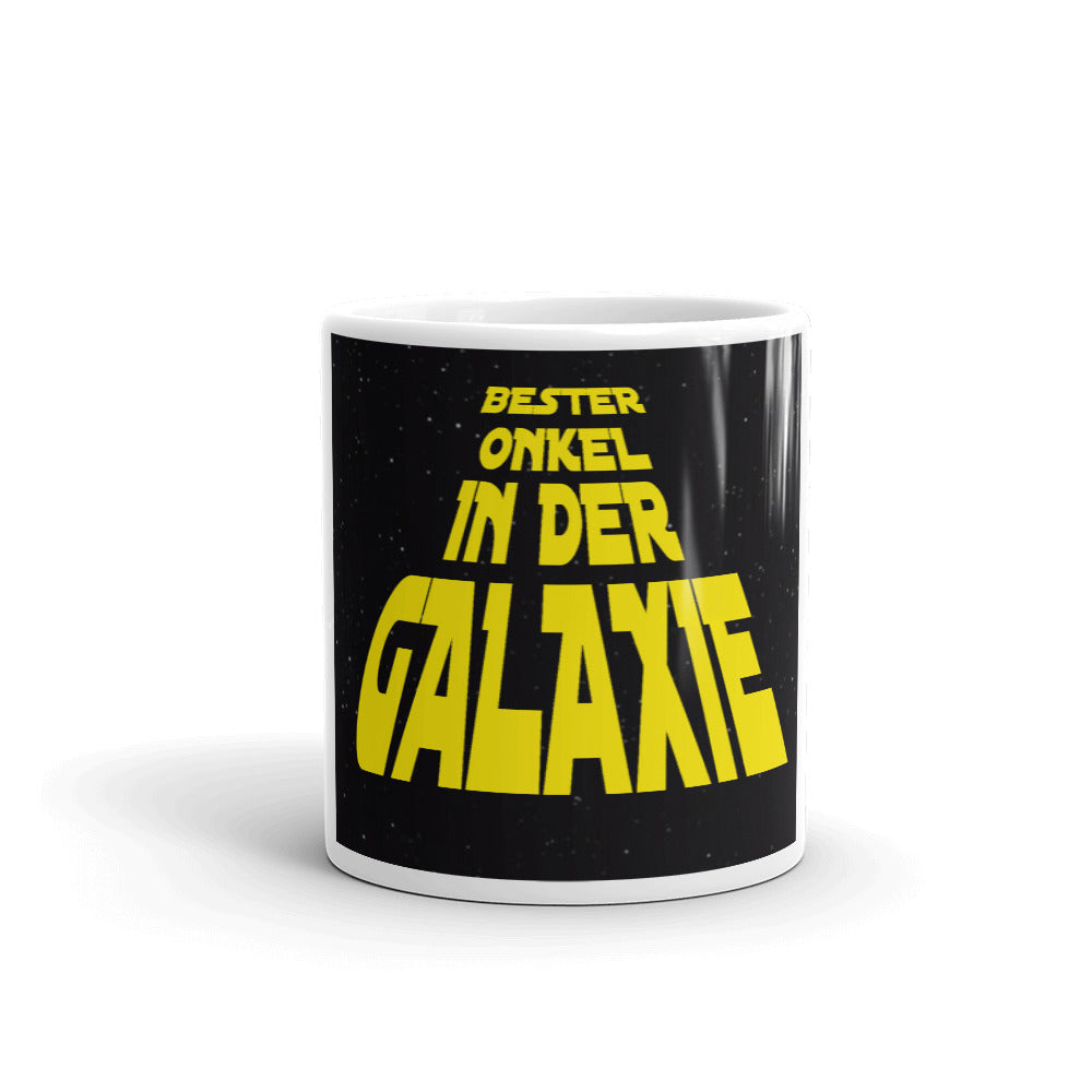 Bester Onkel in der Galaxie Kaffetasse - Paparadies