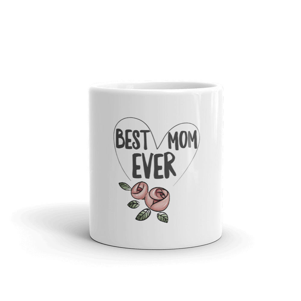 Best Mom Ever Kaffeetasse - Paparadies