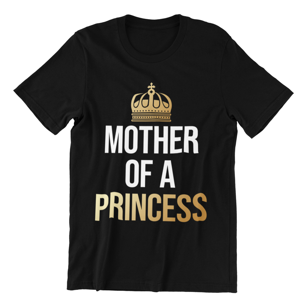 Mother of a Princess Damen T-Shirt - Paparadies