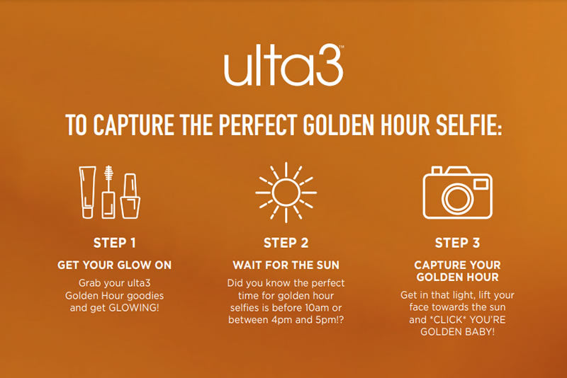 How to capture the perfect Golden Hour selfie