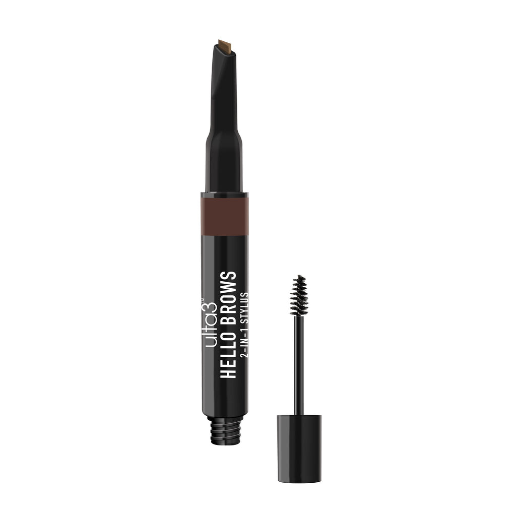Hello Brows 2-in-1 Stylus - Brunette