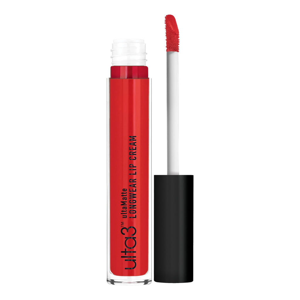 Longwear Matte Lip Cream - Wild Fire