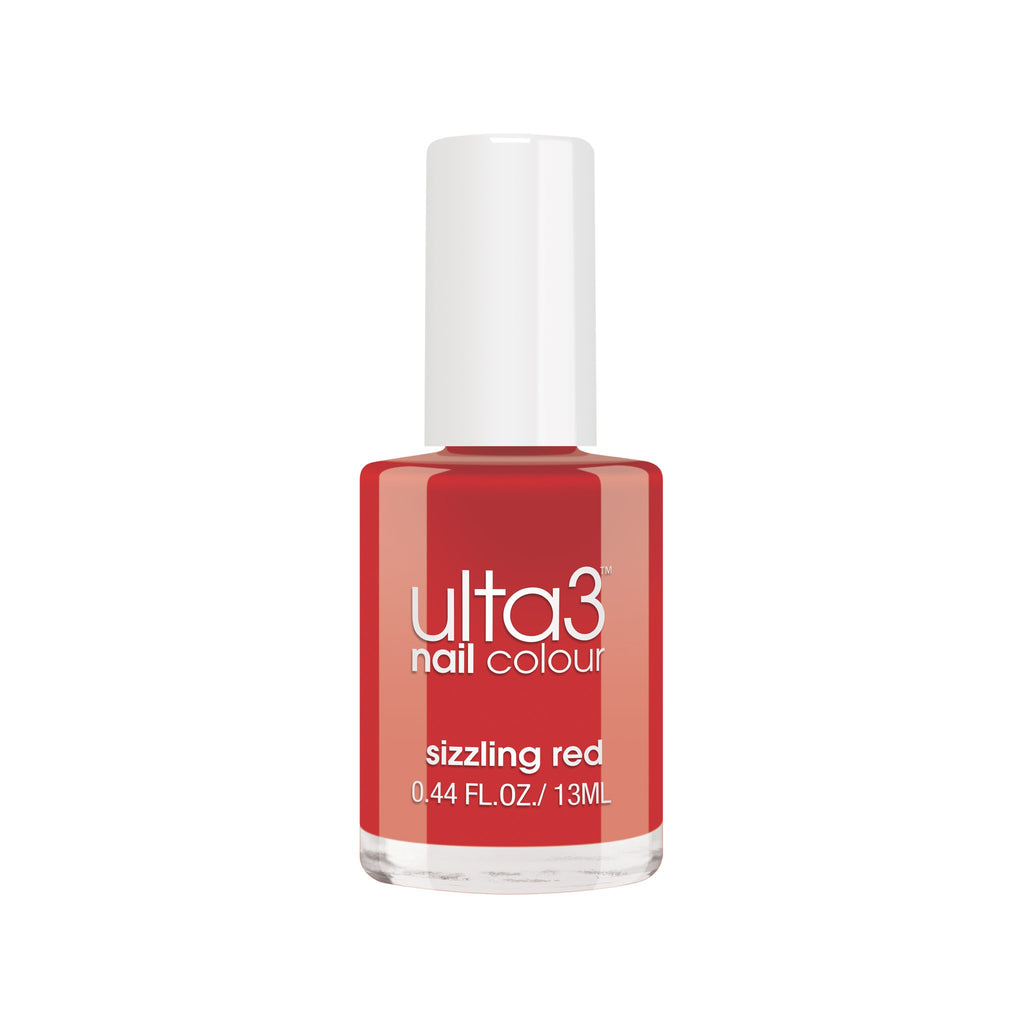 Nail Polish - Sizzling Red