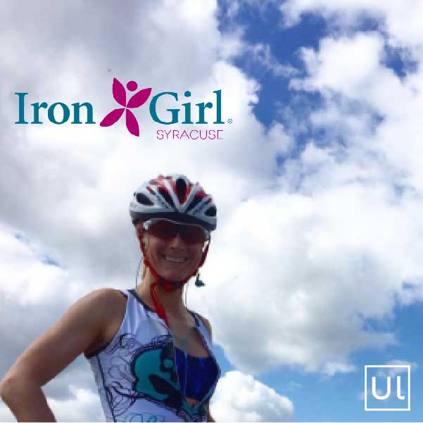Iron Girl Syracuse Sprint Triathlon + Ultima Partnership