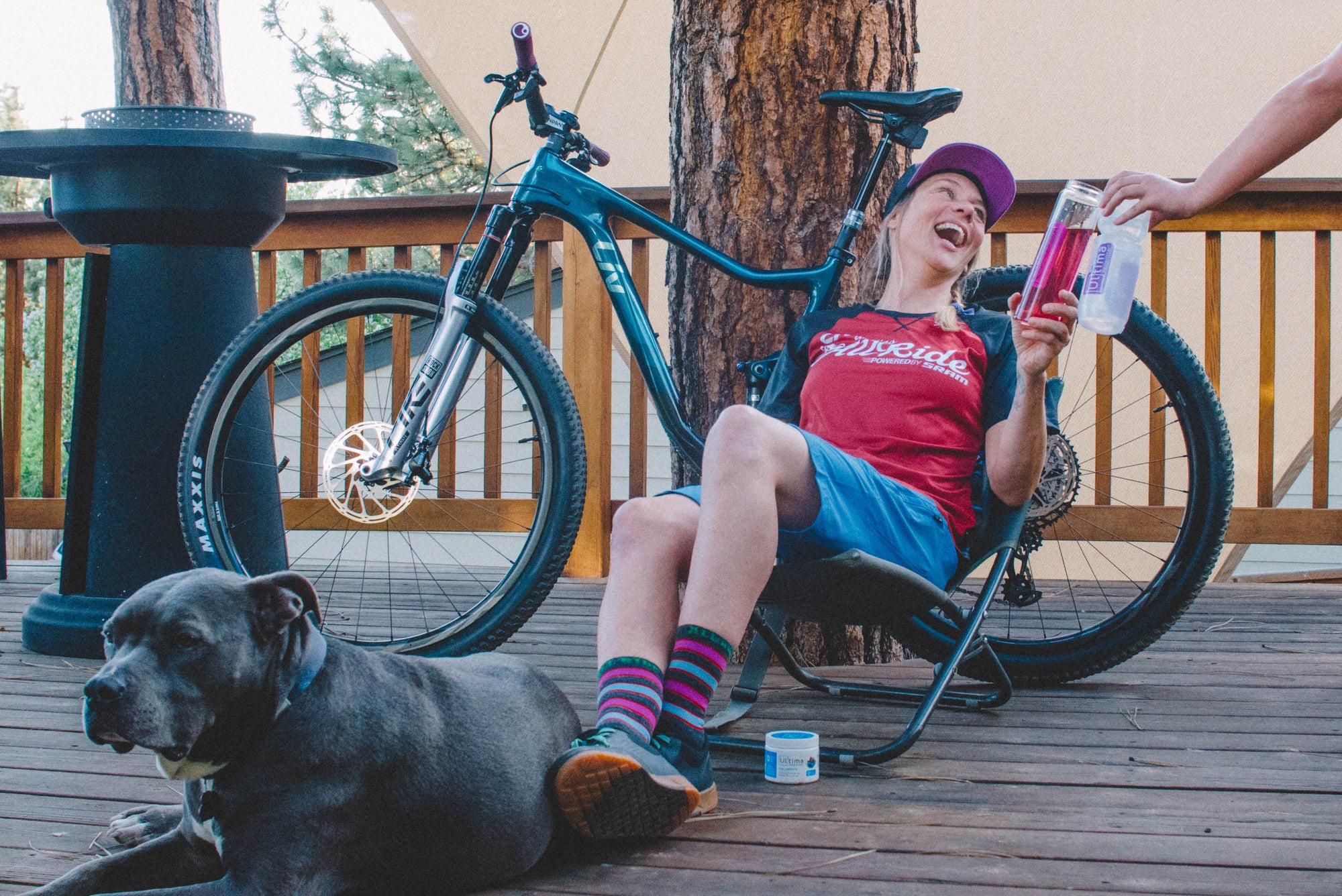 Interview With Lindsey Richter from Ladies AllRide Camp