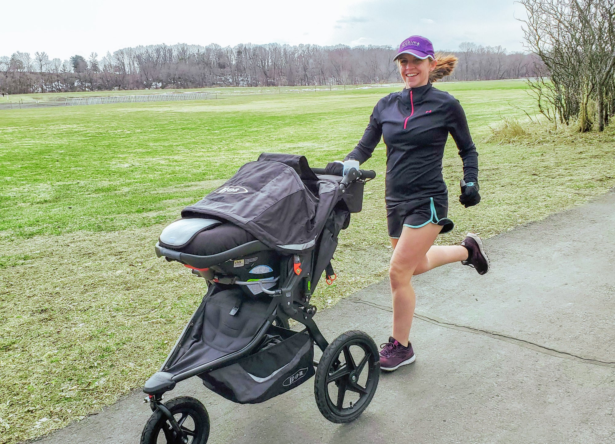 How I Stayed Hydrated While Pregnant And Running