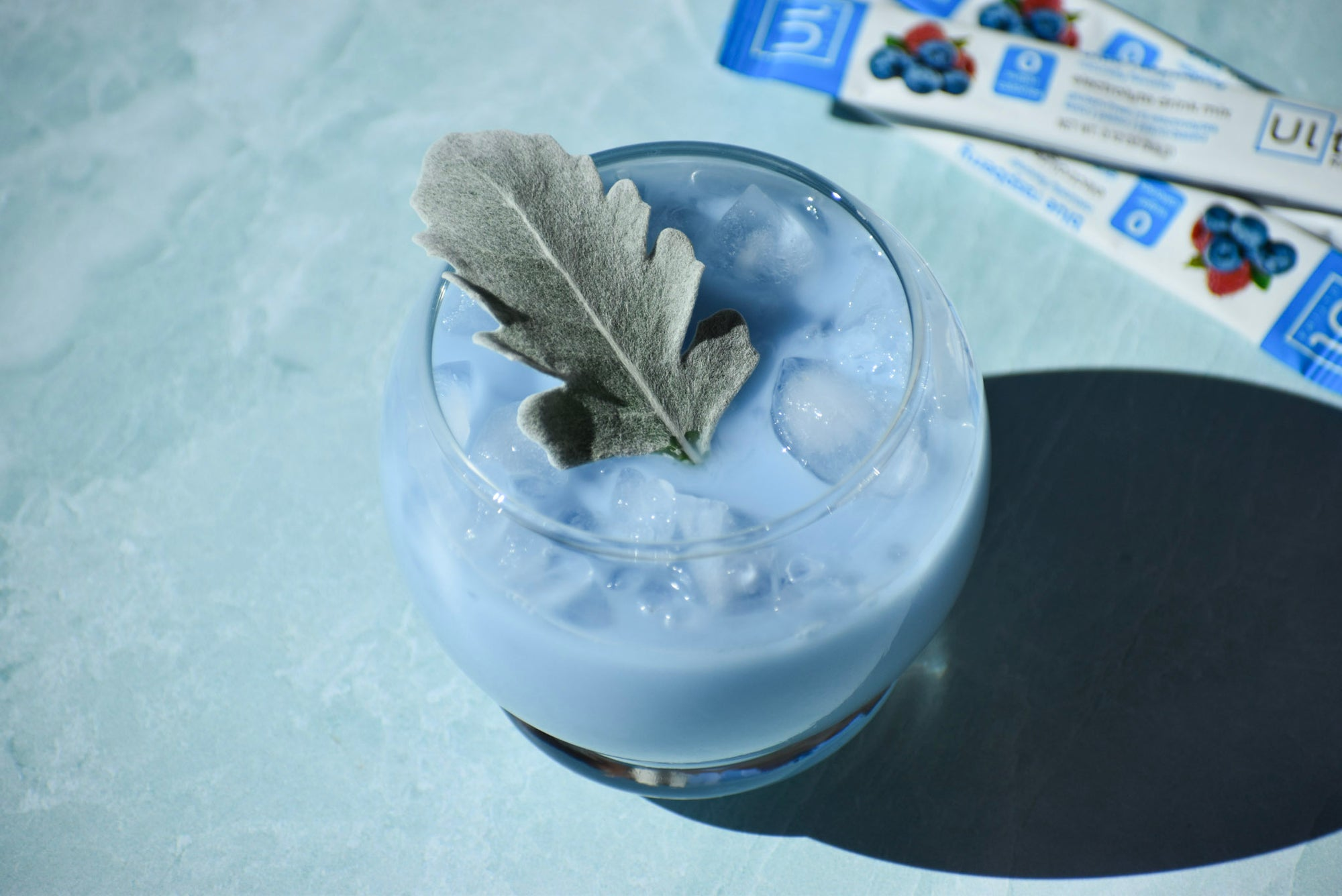 Blue Frosty Ultima Cocktail