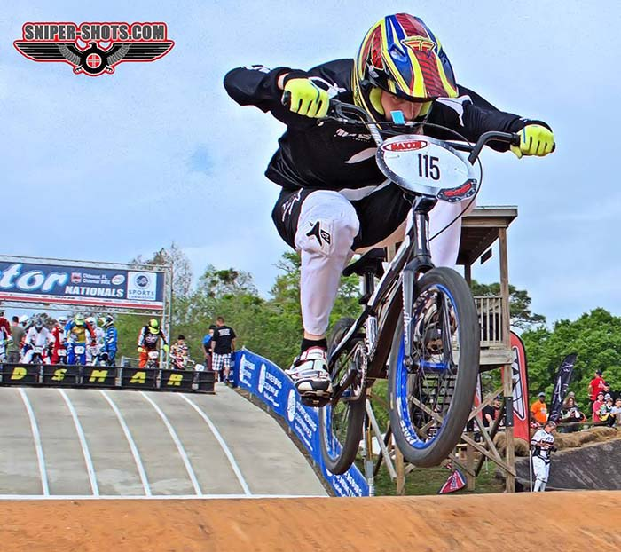 Josh Piazza Ultima Replenisher Ambassador BMX