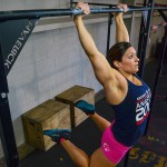 Christine Anastario Ultima Replenisher CrossFit Ambassador