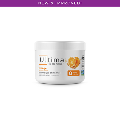 Ultima Replenisher Electrolyte Hydration Powder