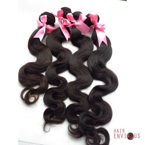 Virgin Peruvian Body Wavy