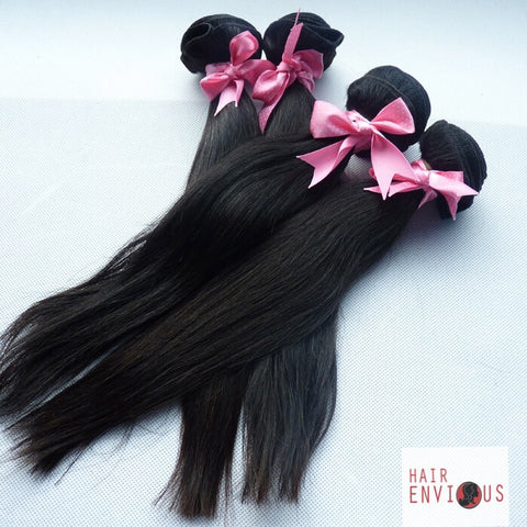 Virgin Peruvian Straight