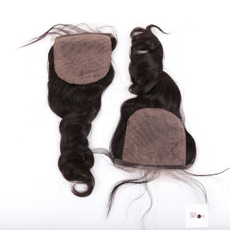 Silk Base Nature Wave Closure