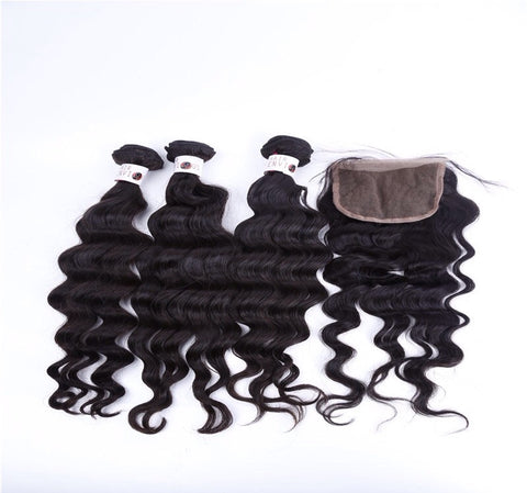 Virgin Peruvian Wavy