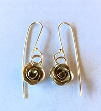 Load image into Gallery viewer, Gold and Silver Earrings