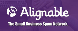 Alignable, The Worst Spam Bot Social Platform Of All Mankind.