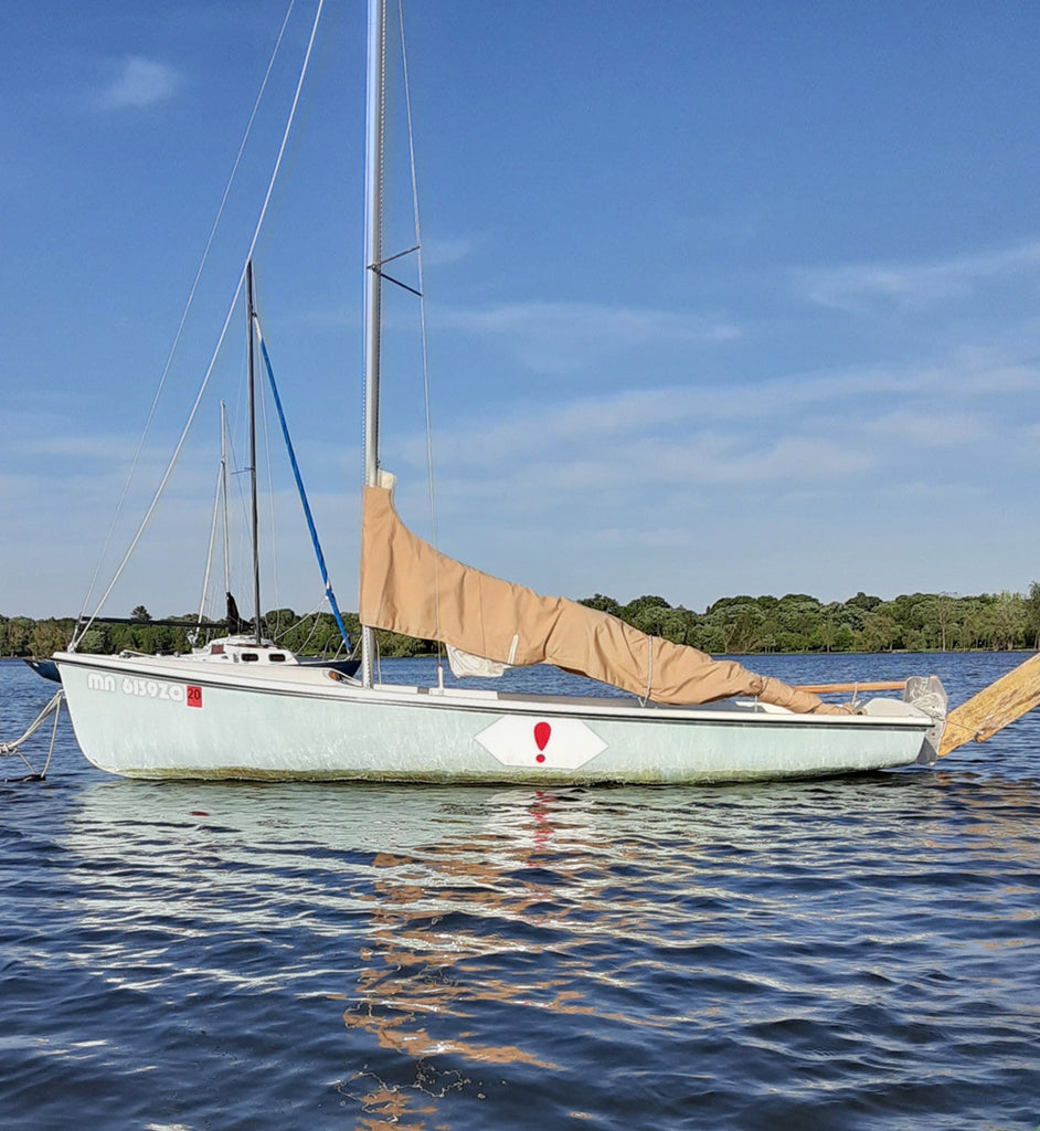 "Lockley Newport Boats ""Surprise"" Sailboat Project & PDF Instructions"