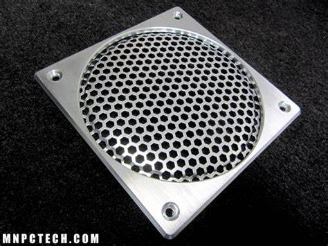 Alexa, find aluminum cooling fan grill 120mm