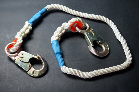 New England West Marine Sailboat Mooring Snap Shackle Line