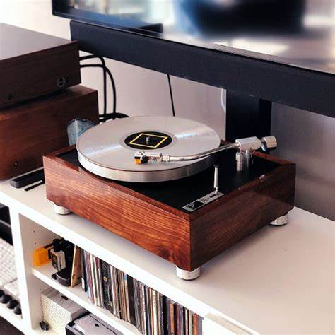 Buy AR Acoustic Research Turntable Vinyl Record Player Replace Fix Isolation Feet For sale