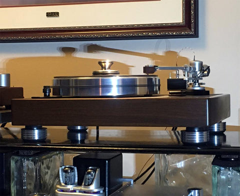 Find Audiophile VPI Classic 1 Turntable Custom Feet for Vibration Isolation and Dampening