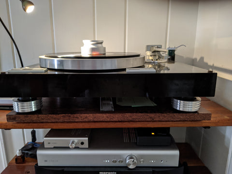 Alexa find shop and buy feet for my KENWOOD KP-990 Turntable Anti Vibration Isolation Feet