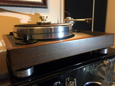Find and Shop For VPI Classic 1 Turntable Custom Feet for Vibration Isolation.