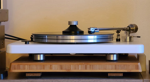 I want feet for my VPI cliffwood Record Player / Turntable Feet