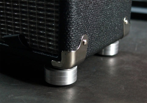 need new upgrade feet for my fender guitar amp