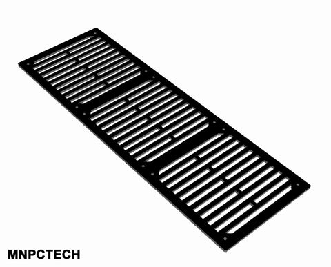 Find Laser Cut Custom PC Liquid Cool AIO Radiator Grills by Mnpctech
