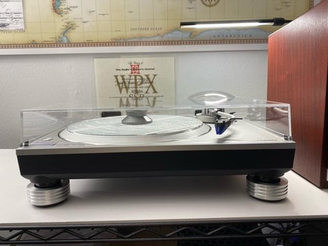 Find and buy the best feet for Technics SL-1500C turntable phonograph record player