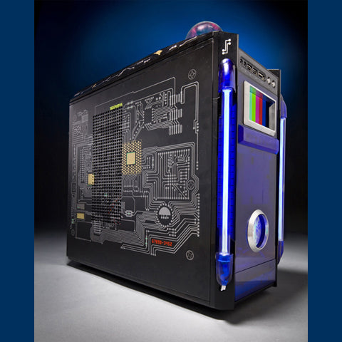find best pc builder to make gaming pc for giveaway marketing promotion prize for esports event