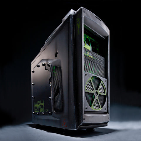 Find Computer Modder to build Gaming PC for event charity giveaway