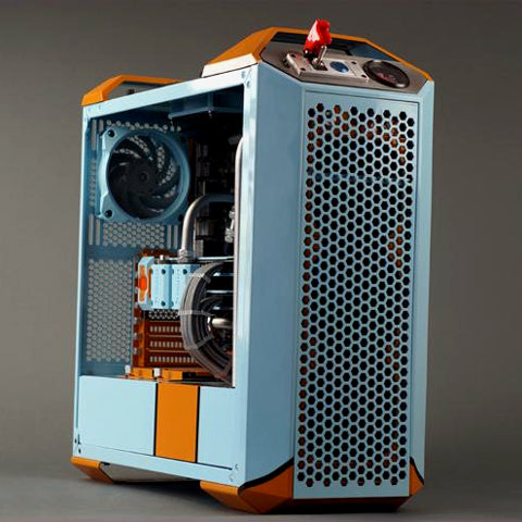 Find and Hire A Custom gaming PC Computer Mod builder for Giveaway Prize