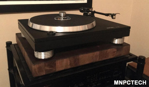 Find Rotel RP 850 Turntable / Phonograph / Record Player Custom Isolation Feet