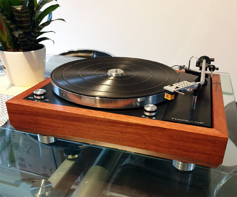 Find THORENS TD-150 Phonograph Large Turntable Isolation Feet